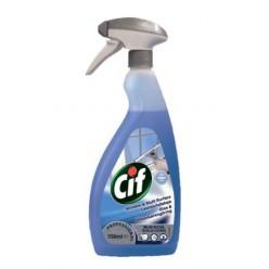 Средство для мытья окон и твердых поверхностей / Cif Window & Multisurface