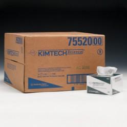KIMTECH SCIENCE* Протирочные салфетки для точных работ - Белый / Маленький
