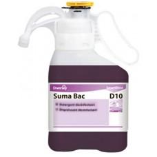 Suma Bac D10 - Чистящее и дезинфицирующее средство широкого спектра применения, арт. 7517557