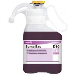 Suma Bac D10 - Чистящее и дезинфицирующее средство широкого спектра применения