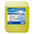 Suma Combi LA2 / Жидкий детергент с ополаскивателем 2в1 для воды до 5dH